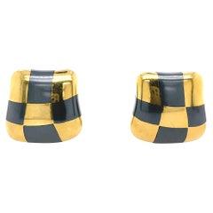 Angela Cummings 18k Gold Earrings