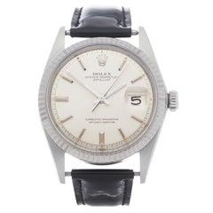 Rolex Datejust 36 1603 Men White Gold & Stainless Steel 0 Watch