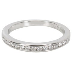 Tiffany & Co. Diamond Wedding Band in Platinum '0.21 CTW'