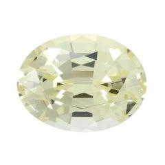 Chrysoberyl Ring Gem 1.66 Carat Oval Loose Gemstone Loupe Clean