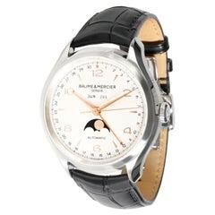 Baume & Mercier Clifton MOA10055 Men's Watch in Stainless Steel