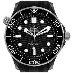 Omega Seamaster Diver Master Chronometer Watch 210.92.44.20.01.001 Unworn
