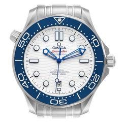 Omega Seamaster Tokyo 2020 LE Steel Mens Watch 522.30.42.20.04.001 Unworn