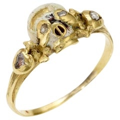 17th Century Rings