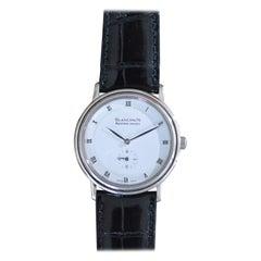 Blancpain Villeret N° 17 Minute Repeater Platinum Mechanical Unworn