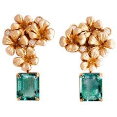 Emerald More Earrings