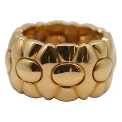Cartier 18K Yellow Gold Band Ring Unworn