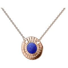 BRM Eclipse Necklace 18k Rose Gold