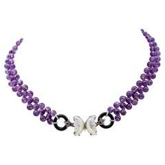 Onyx Necklaces