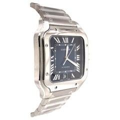 Cartier Watch Santos De Cartier Model WSSA0030