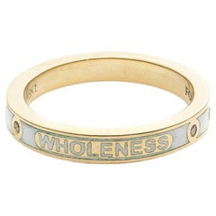 Foundrae Wholeness Ring in 18K Gold