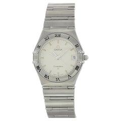 Omega Constellation Stainless Steel Ladies Watch