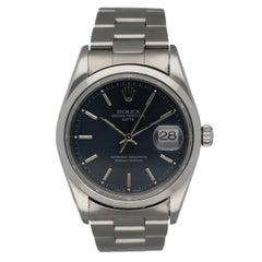 Rolex Oyster Perpetual Date 15200 Men's Watch
