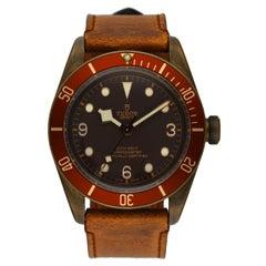 Tudor Heritage Black Bay 79250BM Bronze Mens Watch Box & papers