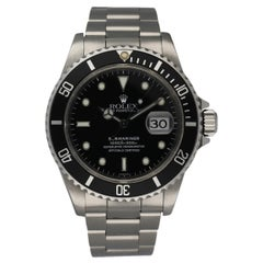 Rolex Oyster Perpetual Submariner Date 16610 Men's Watch