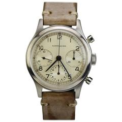 Wittnauer Stainless Steel Chronograph Wristwatch