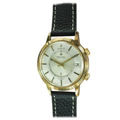 Gubelin Two Tone Memorex Wristwatch