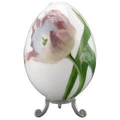 1900s Russian Imperial Porcelain Easter Egg