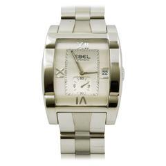 Ebel Tarawa Stainless Steel Automatic Wristwatch