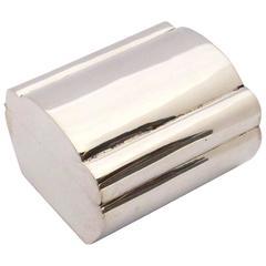 1940's WIlliam Spratling Silver Box