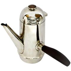 1960s William Spratling Silver Espresso Pot