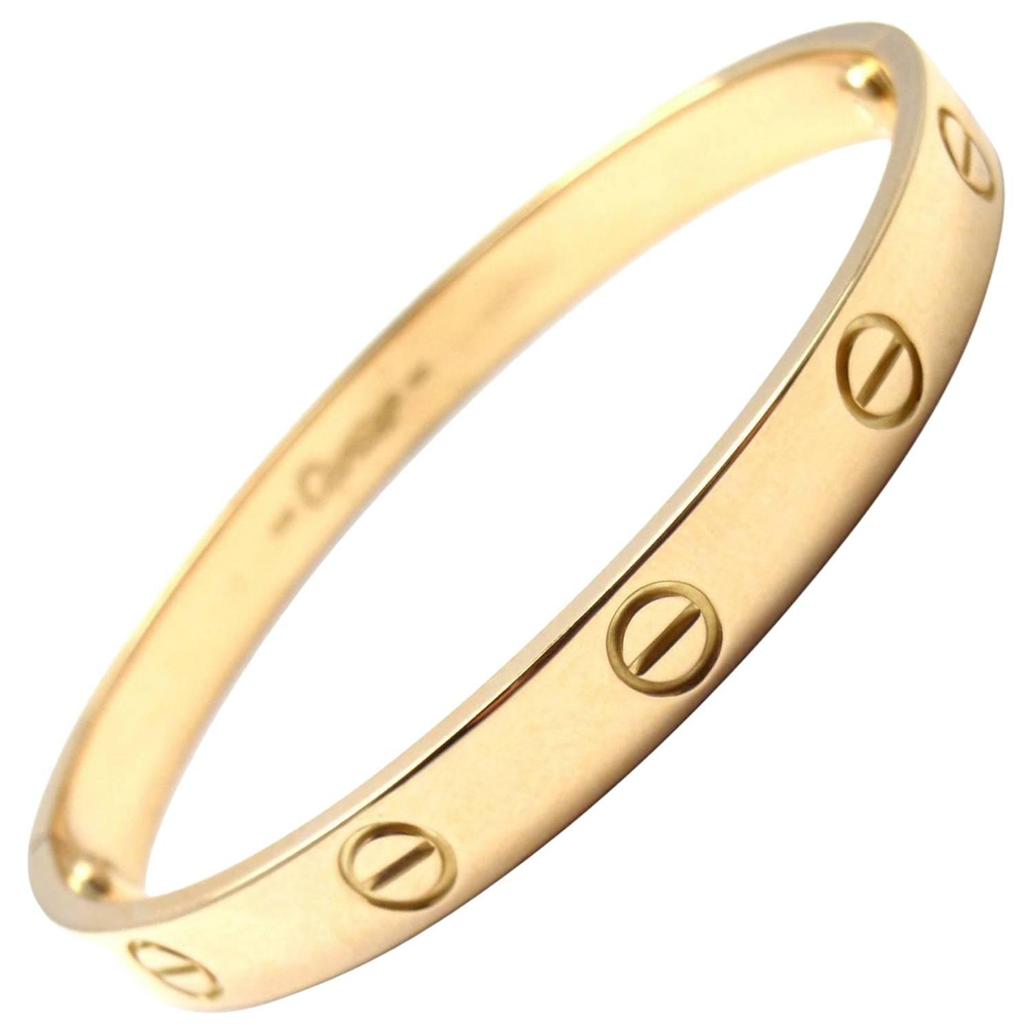 exquisite bangle yellow slave bracelet designs solid love bangles gold braceletslave product