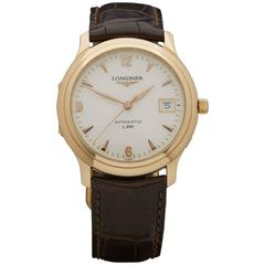 Longines Rose Gold Limited Edition Automatic Wristwatch Ref L2.630.8.26.2