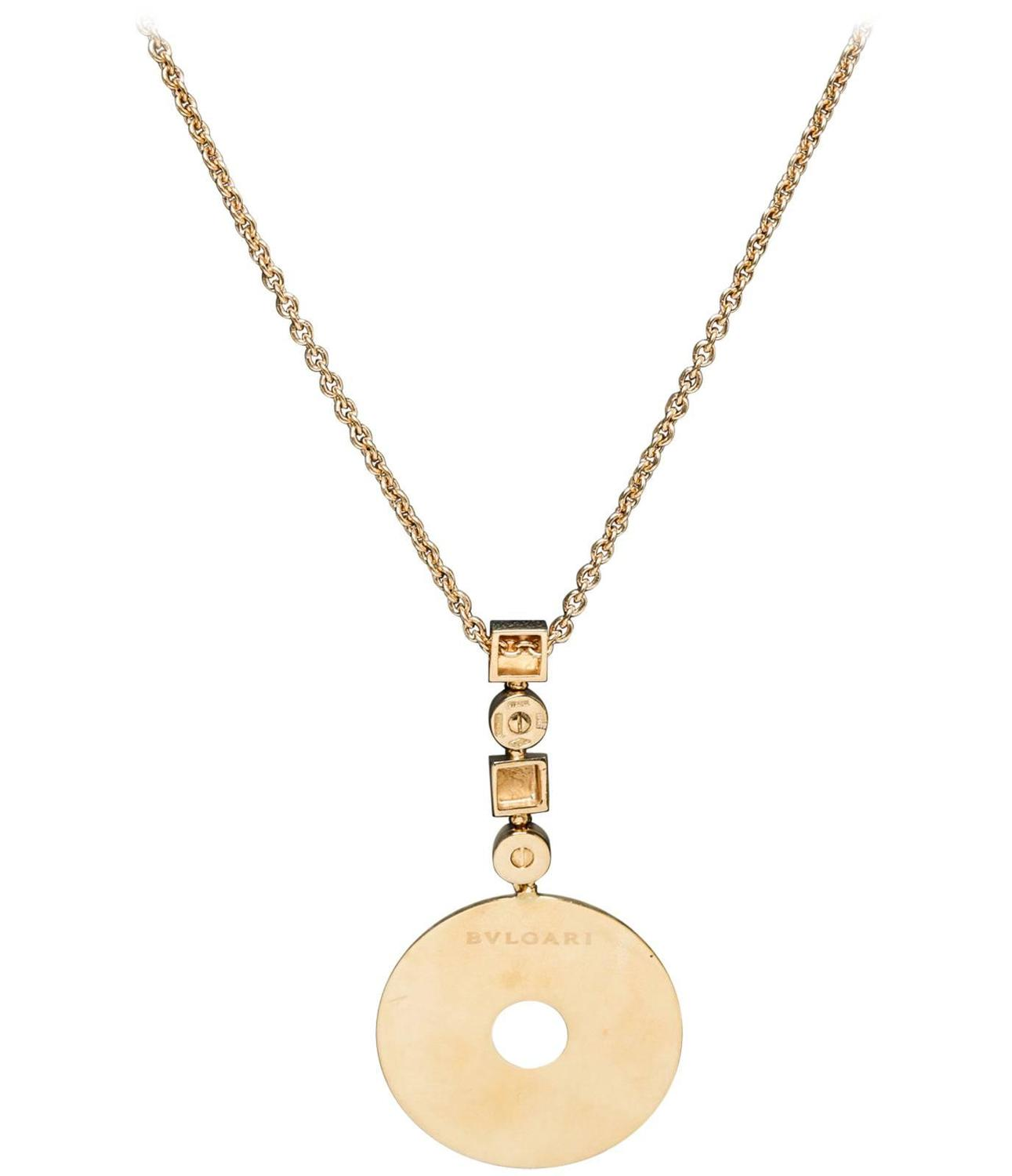 texture with medallion product pendant necklace form gold brass organic chain hammered on