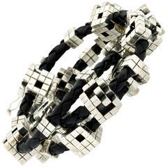 Metatron Silver Bracelet