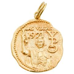 Gold Las Vegas YPO Charm