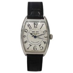 Franck Muller White Gold Master Calendar Automatic Wristwatch