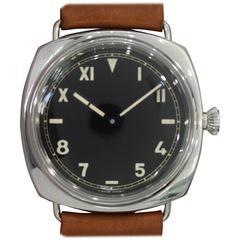 Panerai Stainless Steel Special Edition 2006 PAM 249 Radiomir 1936 Wristwatch