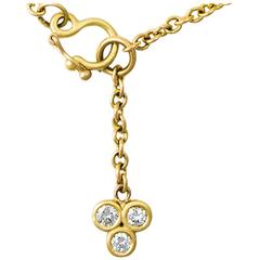 Diamond Granulation Gold Cable Link Bracelet