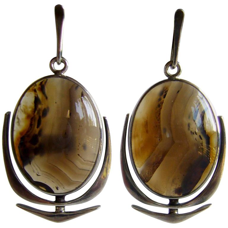 geometric htm sweet earrings agate p sr romance modernist to