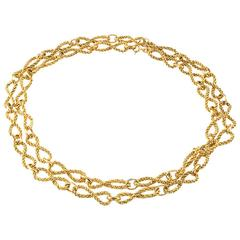 1970 Long Gold Chain