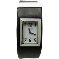 Dinh Van Stainless Steel Wristwatch