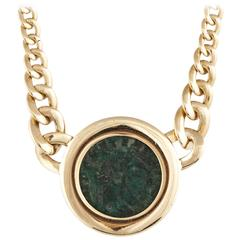 Chimento Ancient Coin Necklace