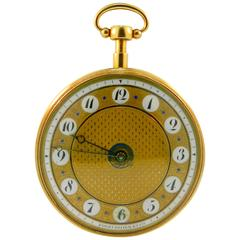 Courvoisier et Cie Musical Repeating Pocket Watch by Piguet et Meylan