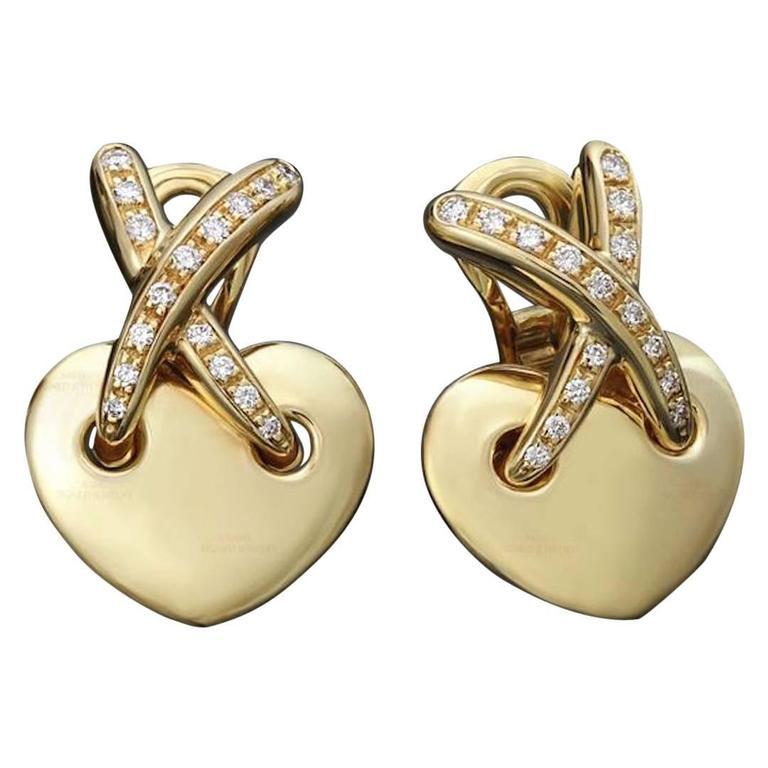 Chaumet Model Lien Earrings 1