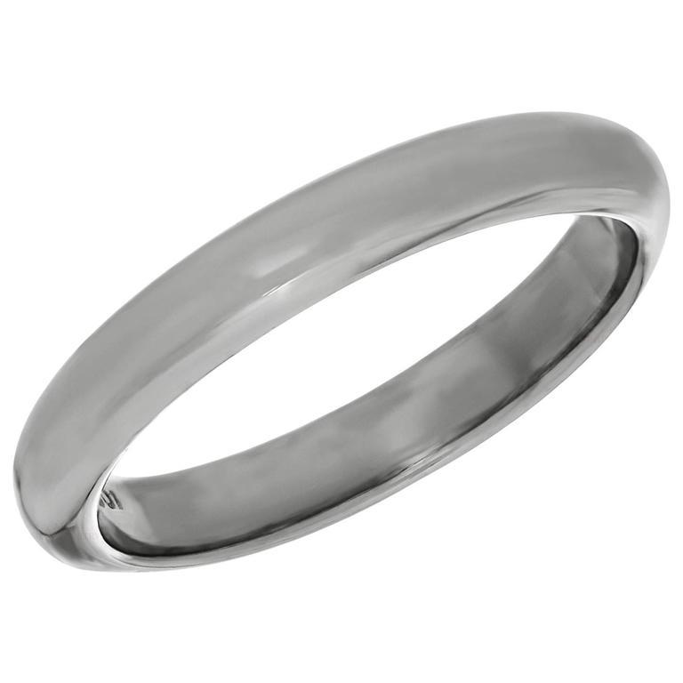 Cartier Classic Platinum Wedding Band Ring