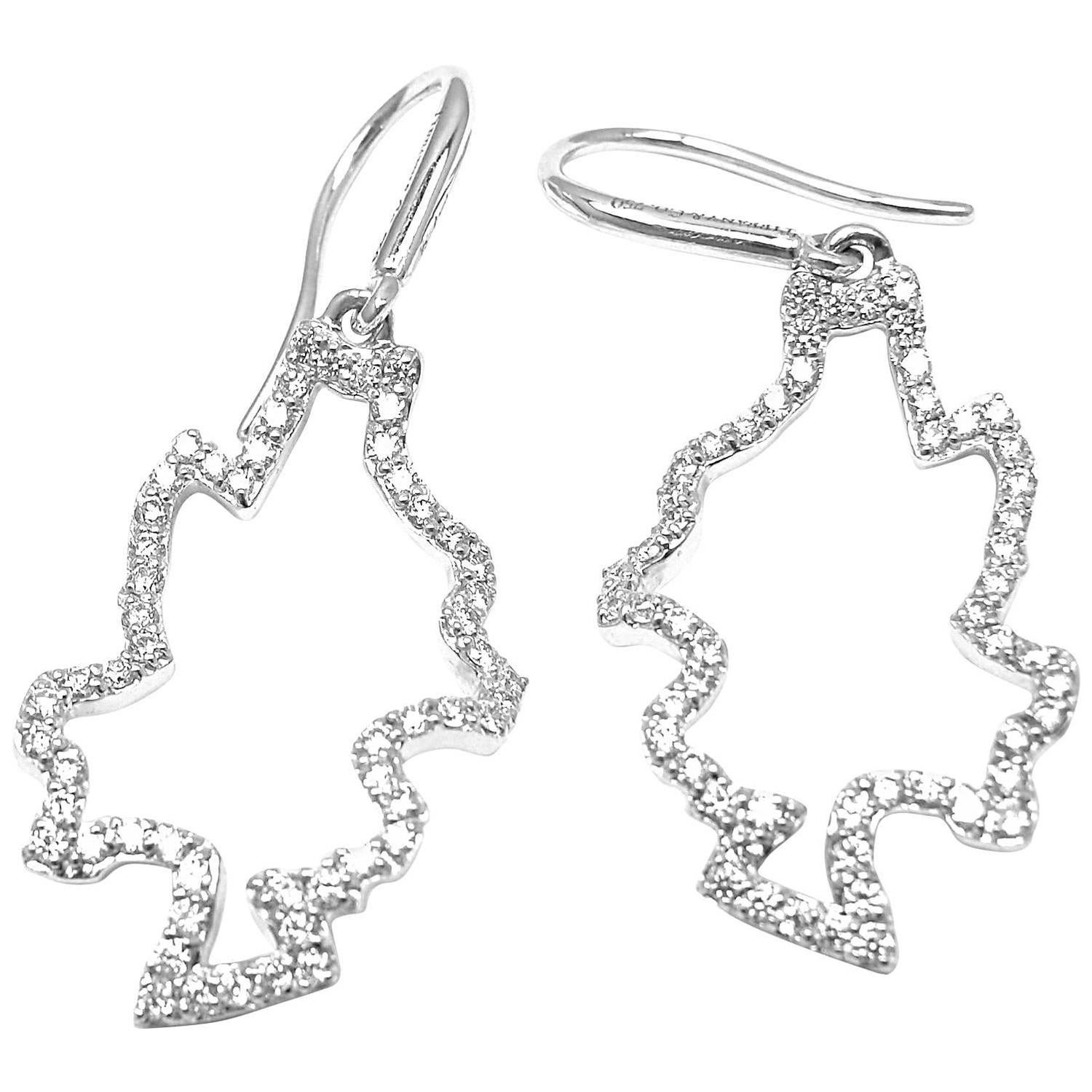 diamond s christie victoria jewels earrings eco hoop online co tiffany