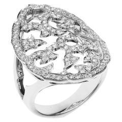 "Stephen Webster Diamond Gold ""Borneo"" Ring"