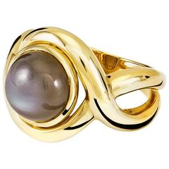 Severine Moonstone Ring