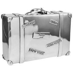 Asprey Sterling Silver Jewelry Box
