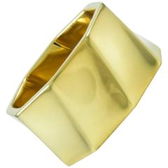 FRANK GEHRY Gold Ring