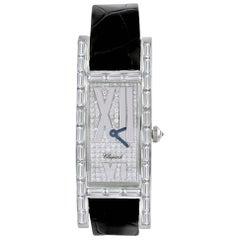Chopard Ladies White Gold & Diamond Wristwatch