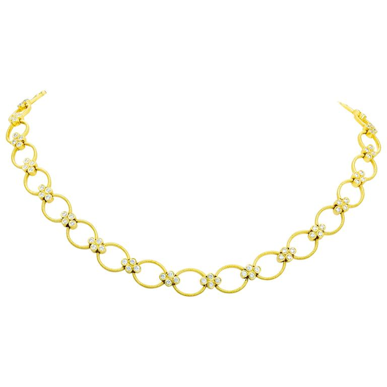 necklace products with dancing diamonds ctw carat gold the diamond rumba karat rose chains