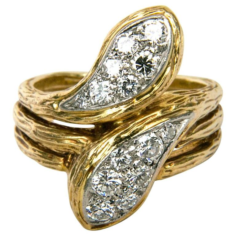 serpent mens soho white rings top lazaro snake ring wedding gold coiled diamonds