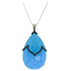 Turquoise Pendant by Doves