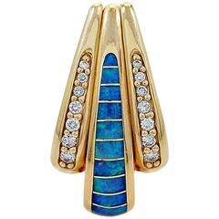 "Opal Diamond Gold ""Kabana"" Enhancer"